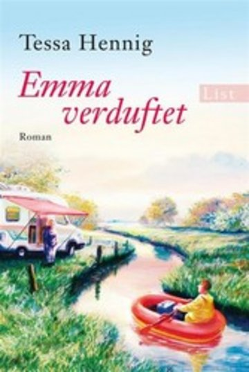 eBook Emma verduftet Cover