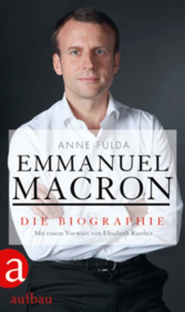 eBook Emmanuel Macron Cover