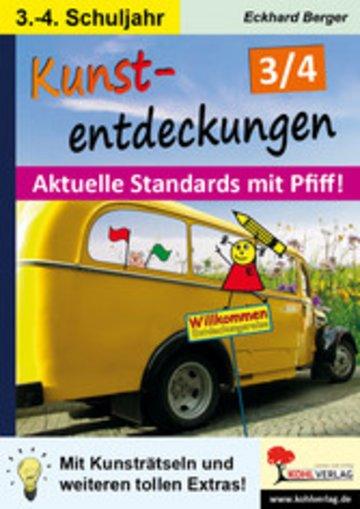 eBook Emmas Kunstentdeckungen / Klasse 3-4 Cover