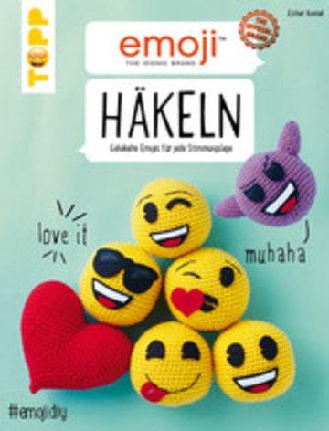 eBook Emoji Häkeln Cover