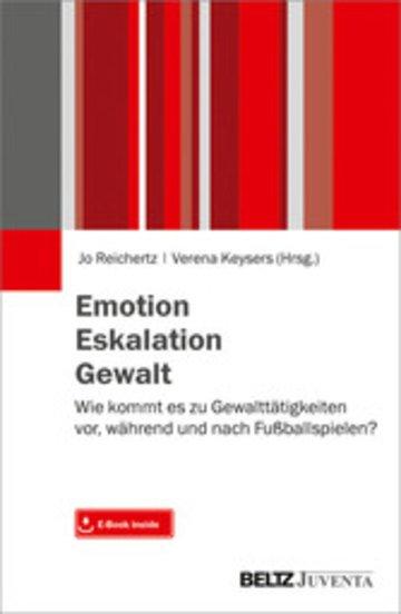 eBook Emotion. Eskalation. Gewalt. Cover