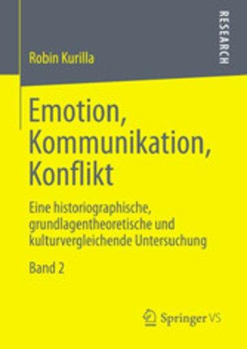 eBook Emotion, Kommunikation, Konflikt Cover