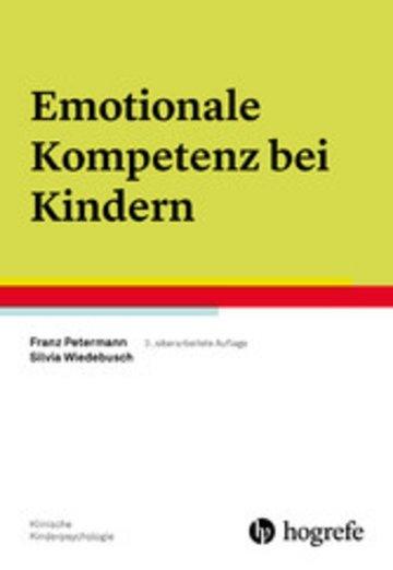 eBook Emotionale Kompetenz bei Kindern Cover