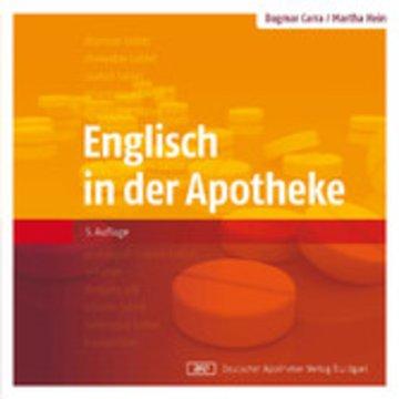 eBook Englisch in der Apotheke Cover