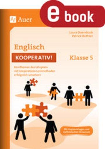 eBook Englisch kooperativ Klasse 5 Cover