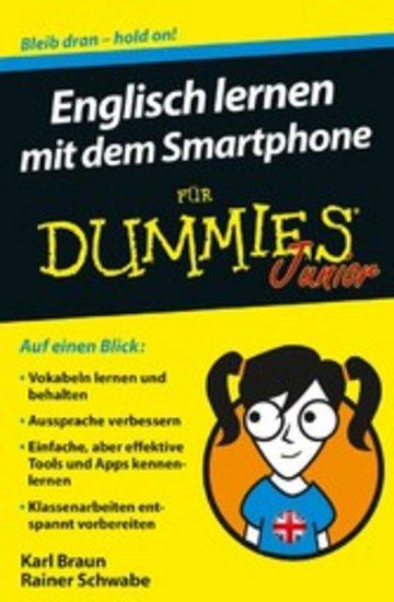 eBook Englisch lernen mit dem Smartphone für Dummies Junior Cover
