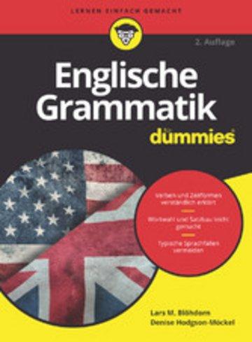 eBook Englische Grammatik für Dummies Cover
