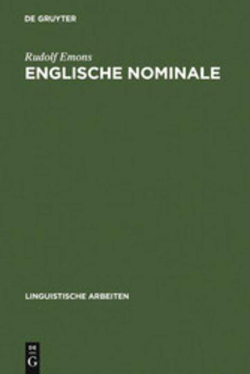 eBook Englische Nominale Cover