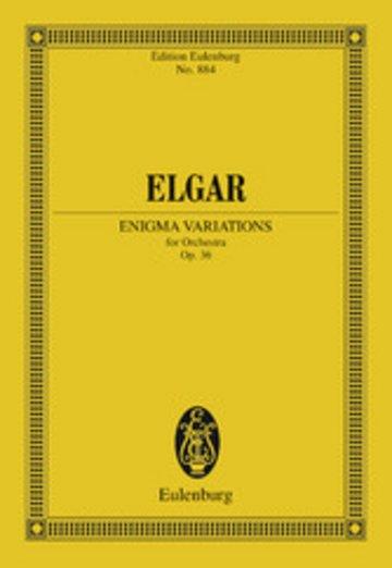 eBook Enigma Variations Cover