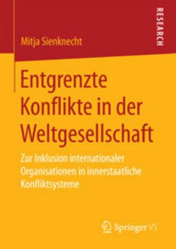 eBook Entgrenzte Konflikte in der Weltgesellschaft Cover