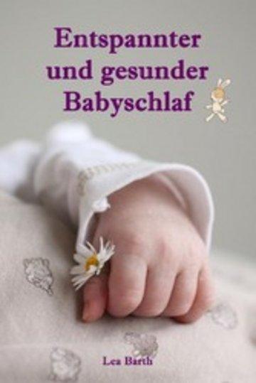 eBook Entspannter und gesunder Babyschlaf Cover