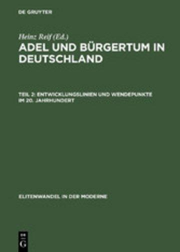 eBook Entwicklungslinien und Wendepunkte im 20. Jahrhundert Cover