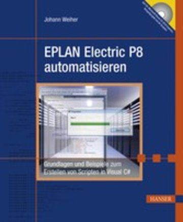 eBook EPLAN Electric P8 automatisieren Cover
