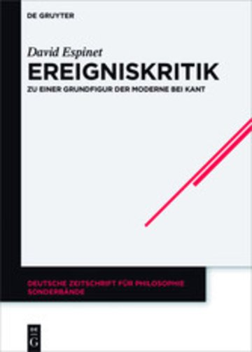 eBook Ereigniskritik Cover