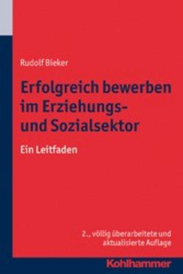 eBook Erfolgreich bewerben im Erziehungs- und Sozialsektor Cover