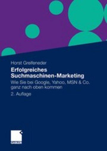 eBook Erfolgreiches Suchmaschinen-Marketing Cover
