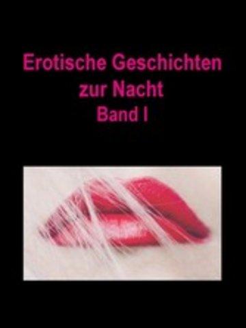 eBook Erotische Geschichten zur Nacht Cover