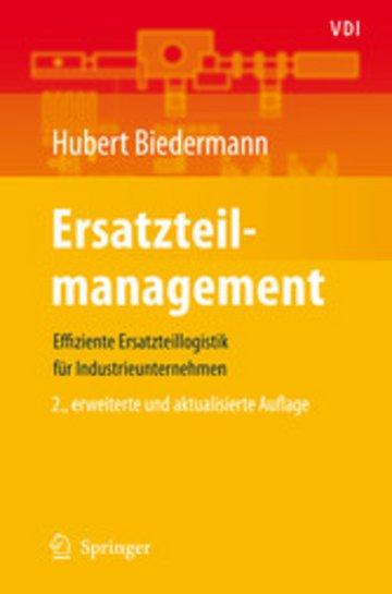 eBook Ersatzteilmanagement Cover