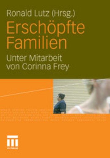 eBook Erschöpfte Familien Cover