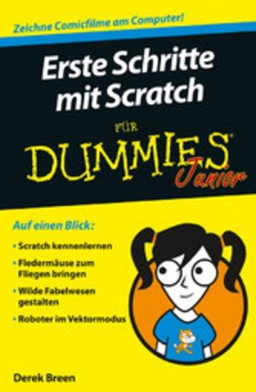 eBook Erste Schritte mit Scratch für Dummies Junior Cover