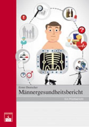 eBook Erster Deutscher Männergesundheitsbericht Cover
