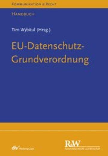 eBook EU-Datenschutz-Grundverordnung Cover