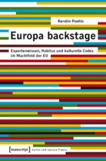 eBook Europa backstage Cover