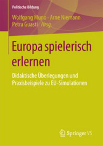 eBook Europa spielerisch erlernen Cover