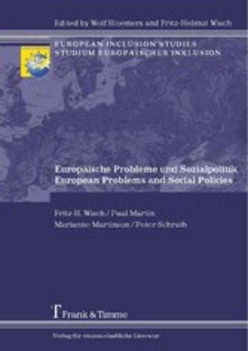eBook Europäische Probleme und Sozialpolitik / European Problems and Social Policies Cover