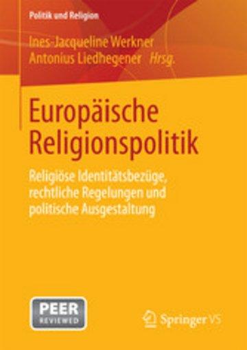 eBook Europäische Religionspolitik Cover