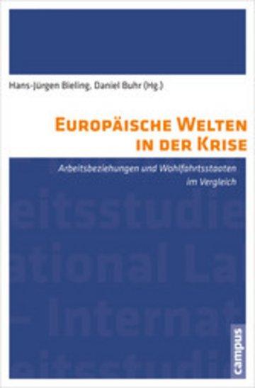 eBook Europäische Welten in der Krise Cover