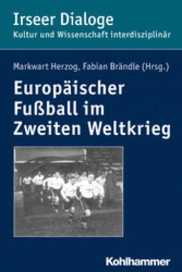 eBook Europäischer Fußball im Zweiten Weltkrieg Cover