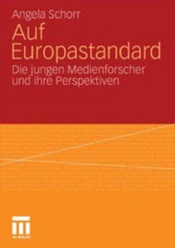 eBook Auf Europastandard Cover
