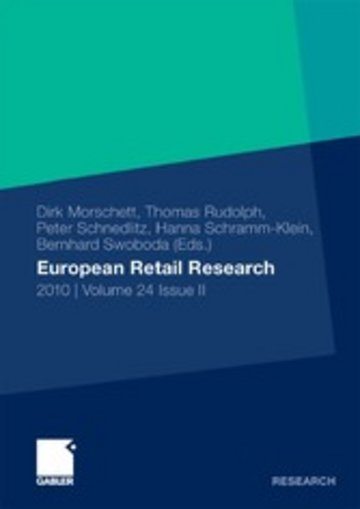 eBook European Retail Research Cover