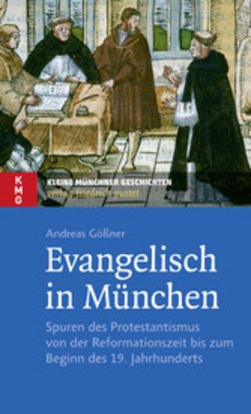 eBook Evangelisch in München Cover