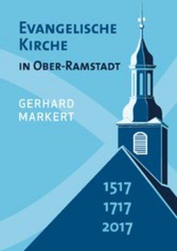 eBook Evangelische Kirche in Ober-Ramstadt Cover