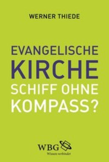eBook Evangelische Kirche - Schiff ohne Kompass? Cover