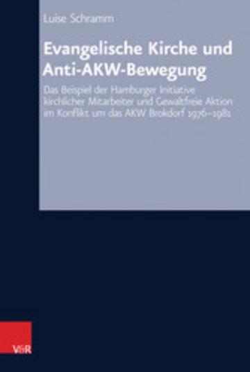 eBook Evangelische Kirche und Anti-AKW-Bewegung Cover