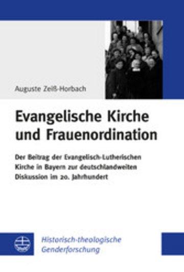 eBook Evangelische Kirche und Frauenordination Cover