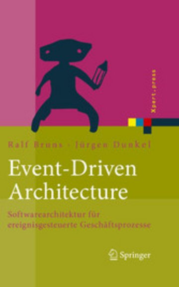 eBook Event-Driven Architecture Cover