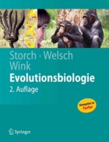 eBook Evolutionsbiologie Cover