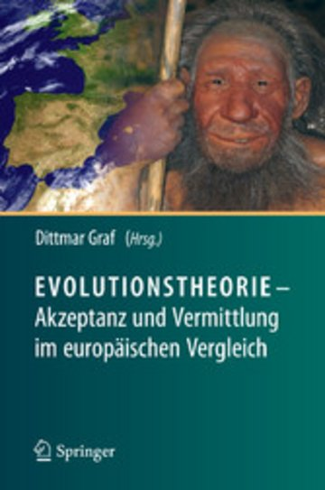 eBook Evolutionstheorie - Akzeptanz und Vermittlung im europäischen Vergleich Cover