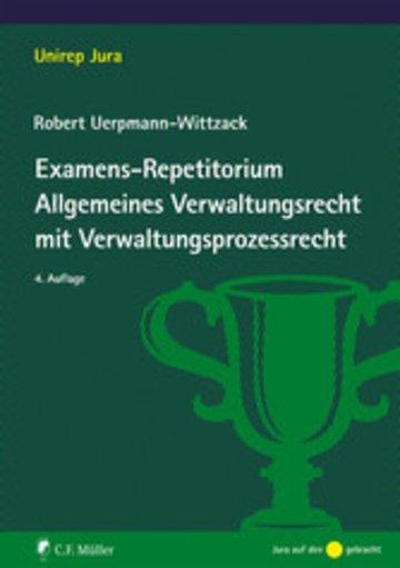 eBook Examens-Repetitorium Allgemeines Verwaltungsrecht mit Verwaltungsprozessrecht Cover