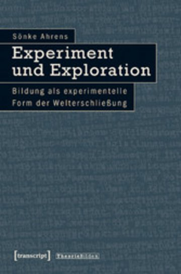 eBook Experiment und Exploration Cover