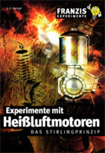 eBook Experimente mit Heißluftmotoren Cover