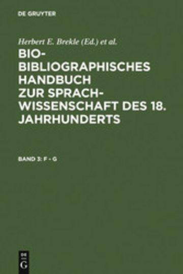 eBook F - G Cover