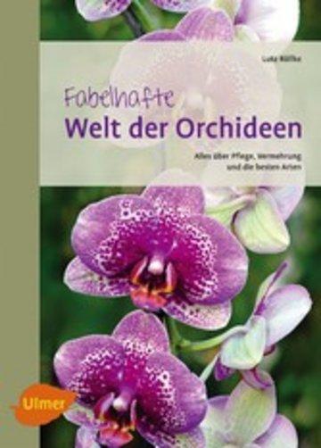 eBook Fabelhafte Welt der Orchideen Cover
