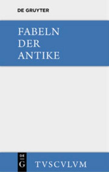 eBook Fabeln der Antike Cover