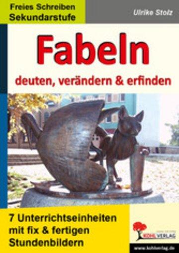 eBook Fabeln - deuten, verändern, erfinden Cover