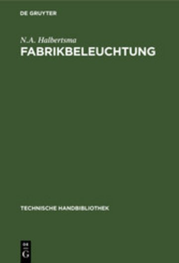 eBook Fabrikbeleuchtung Cover